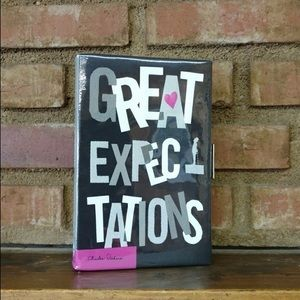 Kate Spade Great Expectations Book Clutch